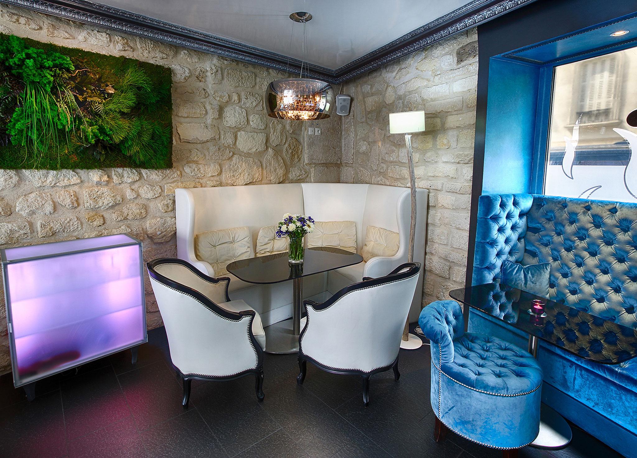 The Bar Lounge   Hotel Eiffel Trocadero, Paris
