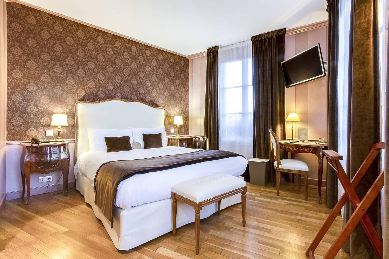 hôtel de luxe paris 14eme