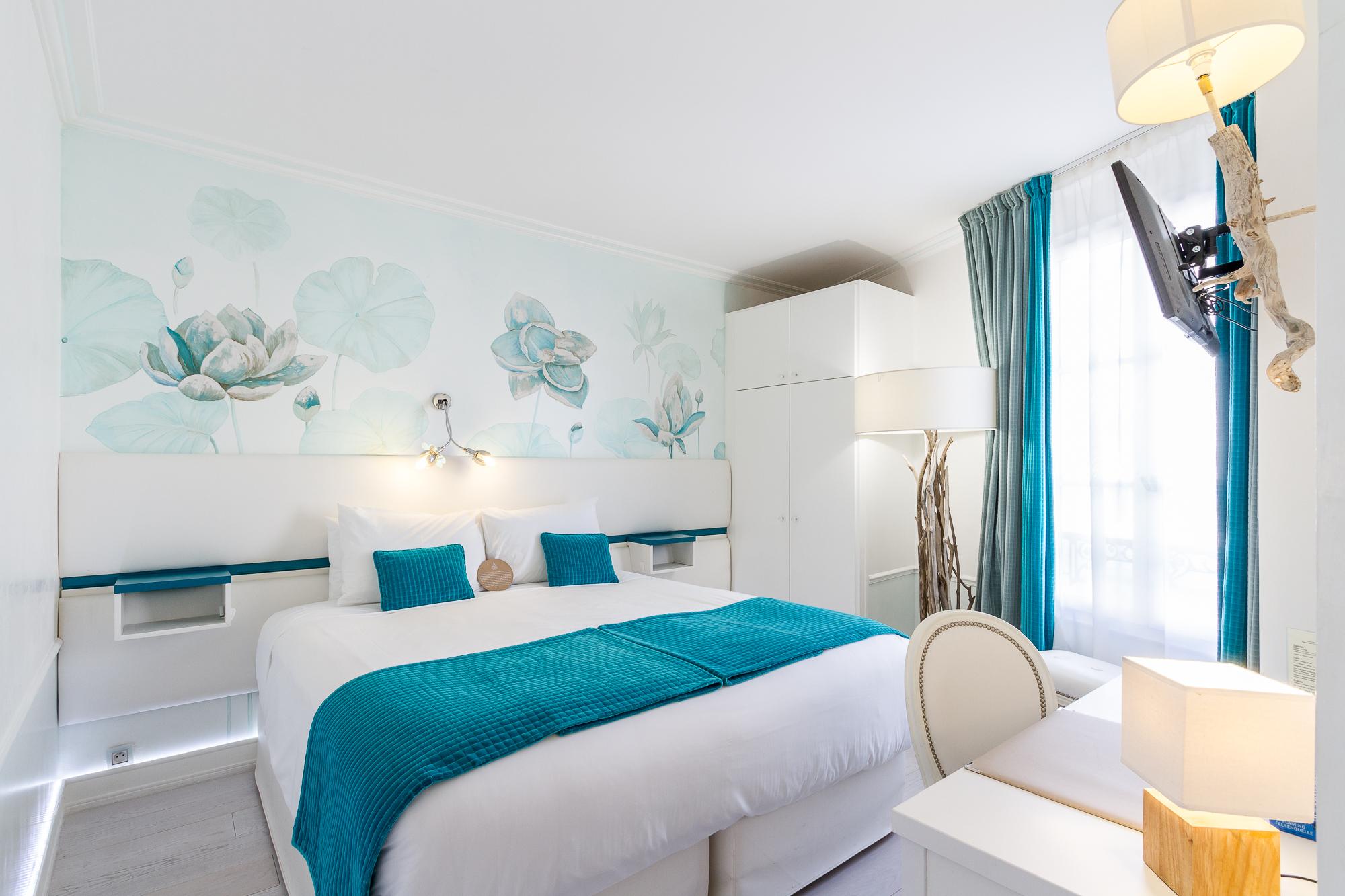 Chambre familiale hotel eiffel trocadero paris - Hotel chambre familiale paris ...